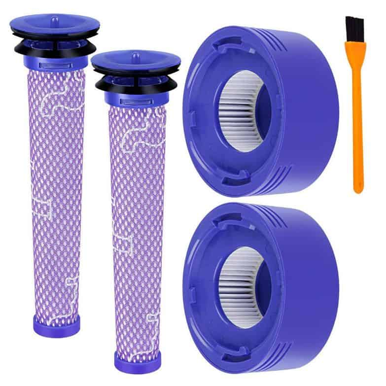 Dyson V8 Absolute Filtration Systems
