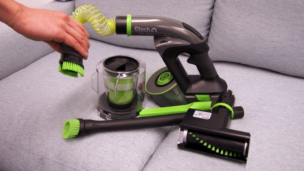 GTech AirRam MK2 Accessories and Tools