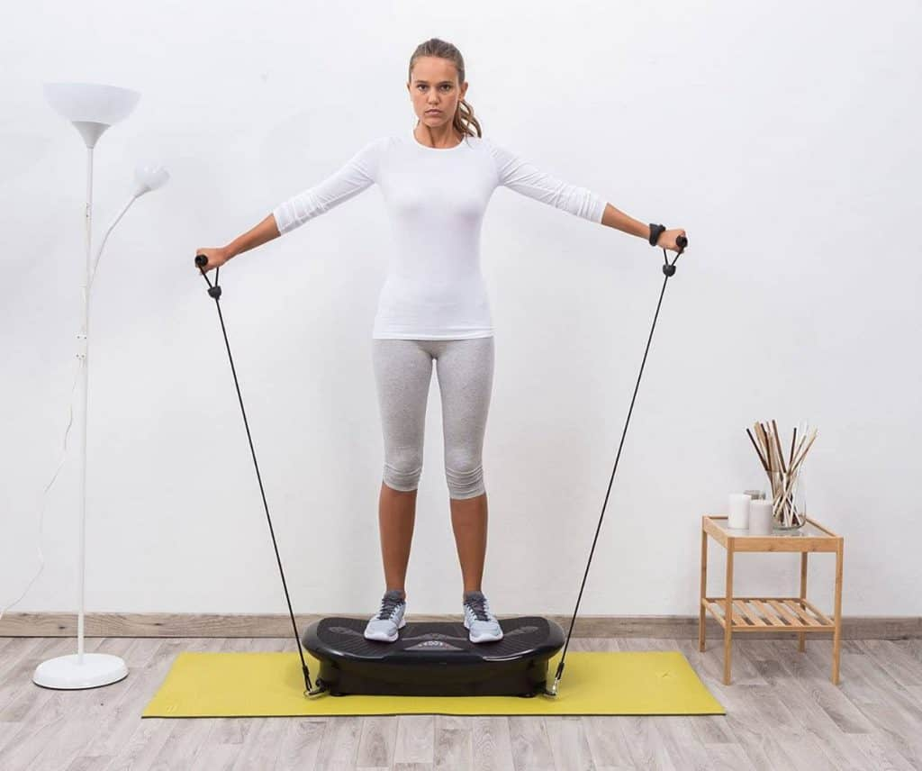 Benefits Of Using a Vibration Plate