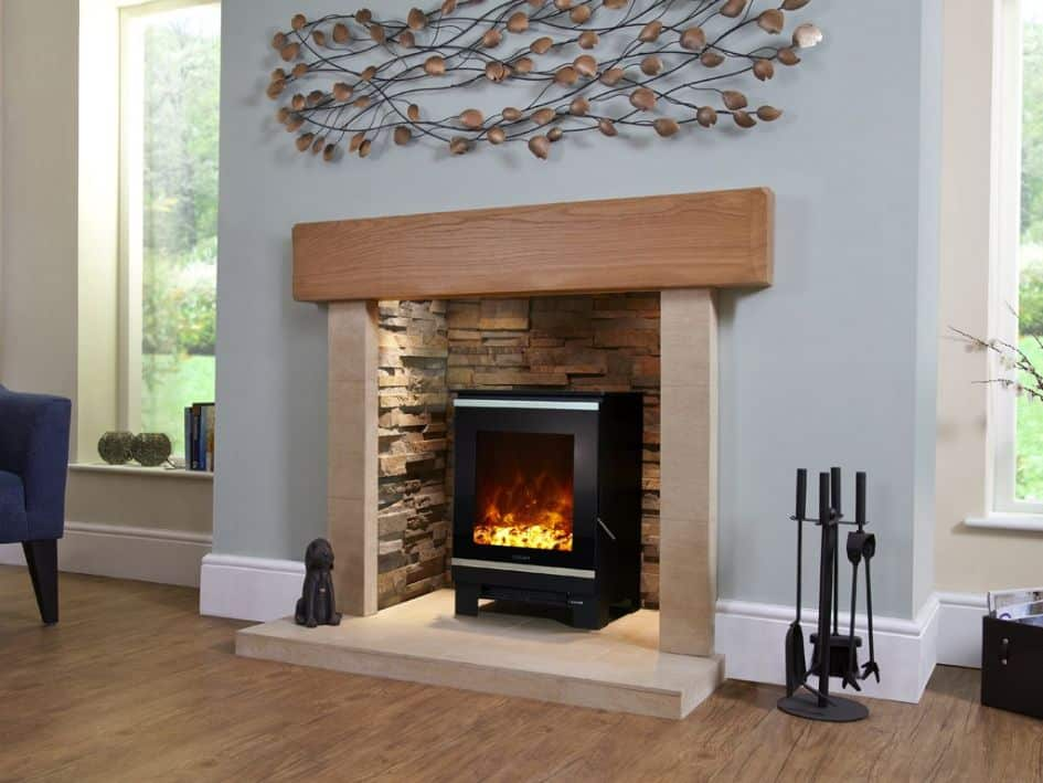 Best Features To Consider In an Electrical Log Burner