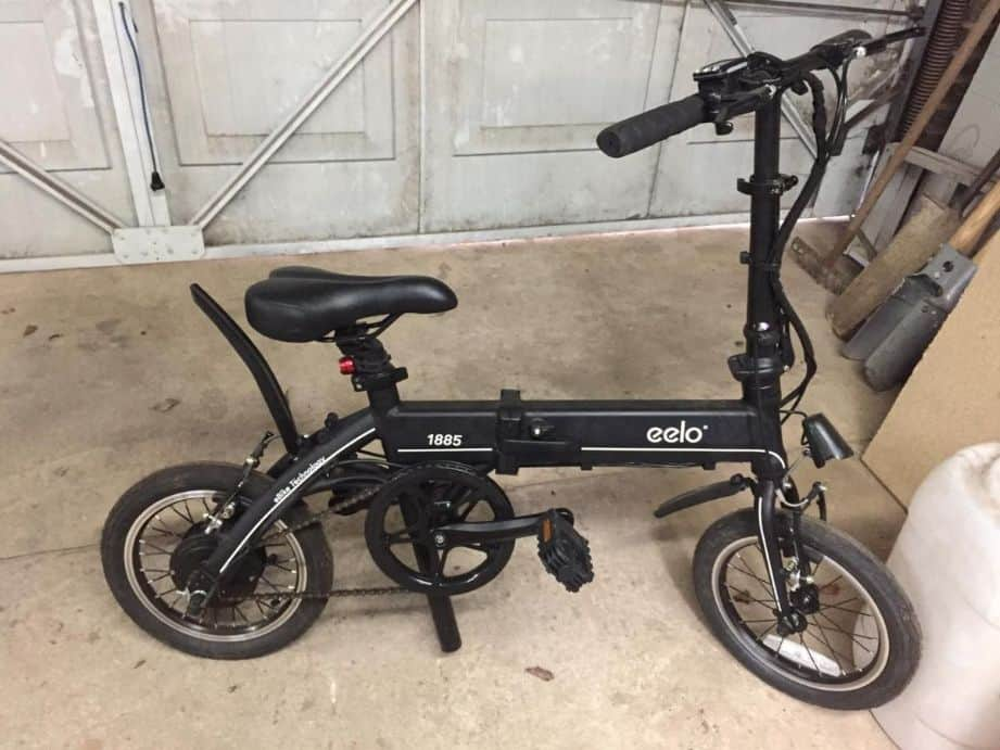 Eelo 1885 Electric Bike