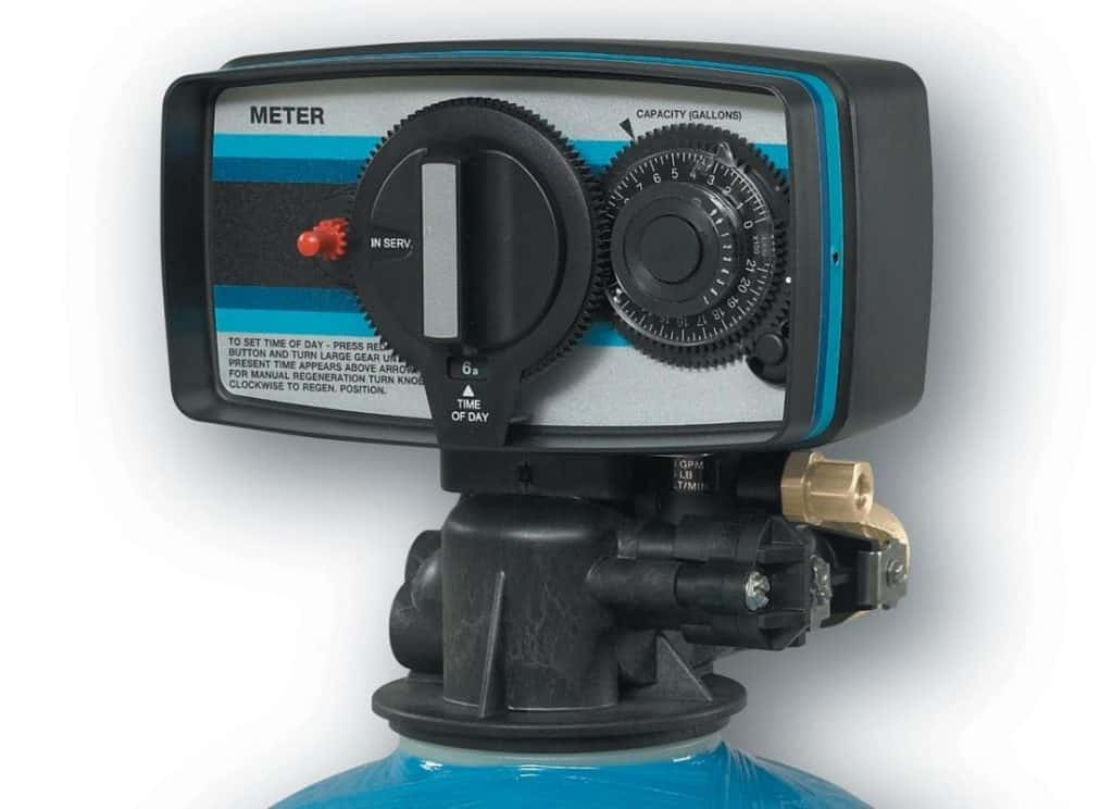 Meter Water Softeners