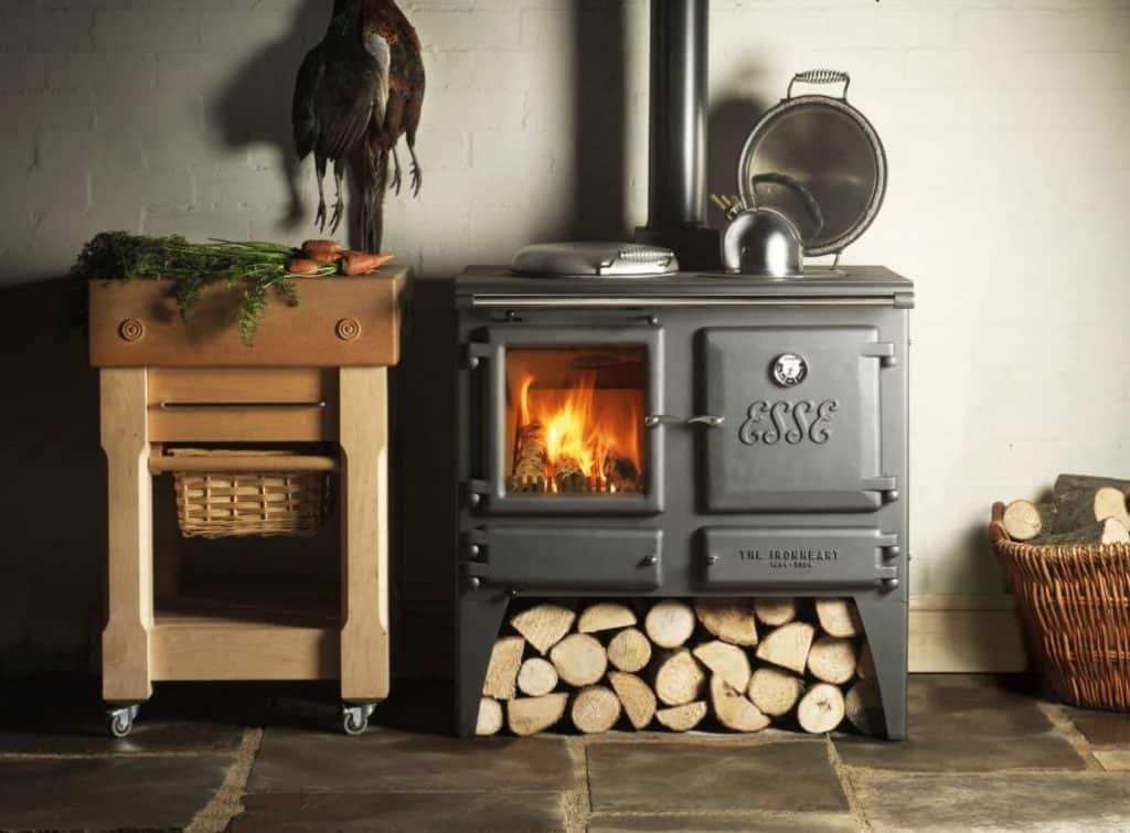 Real Wood Burners
