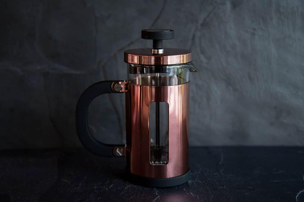 Cafetiere Copper