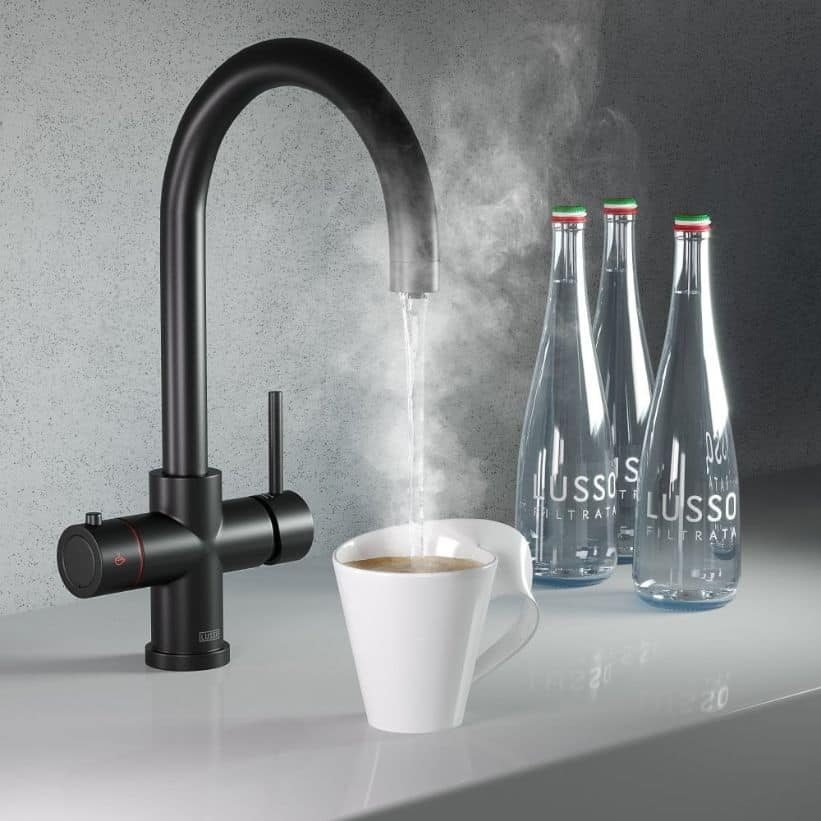 Are There Any Best Safety Features In Boiling Water Taps