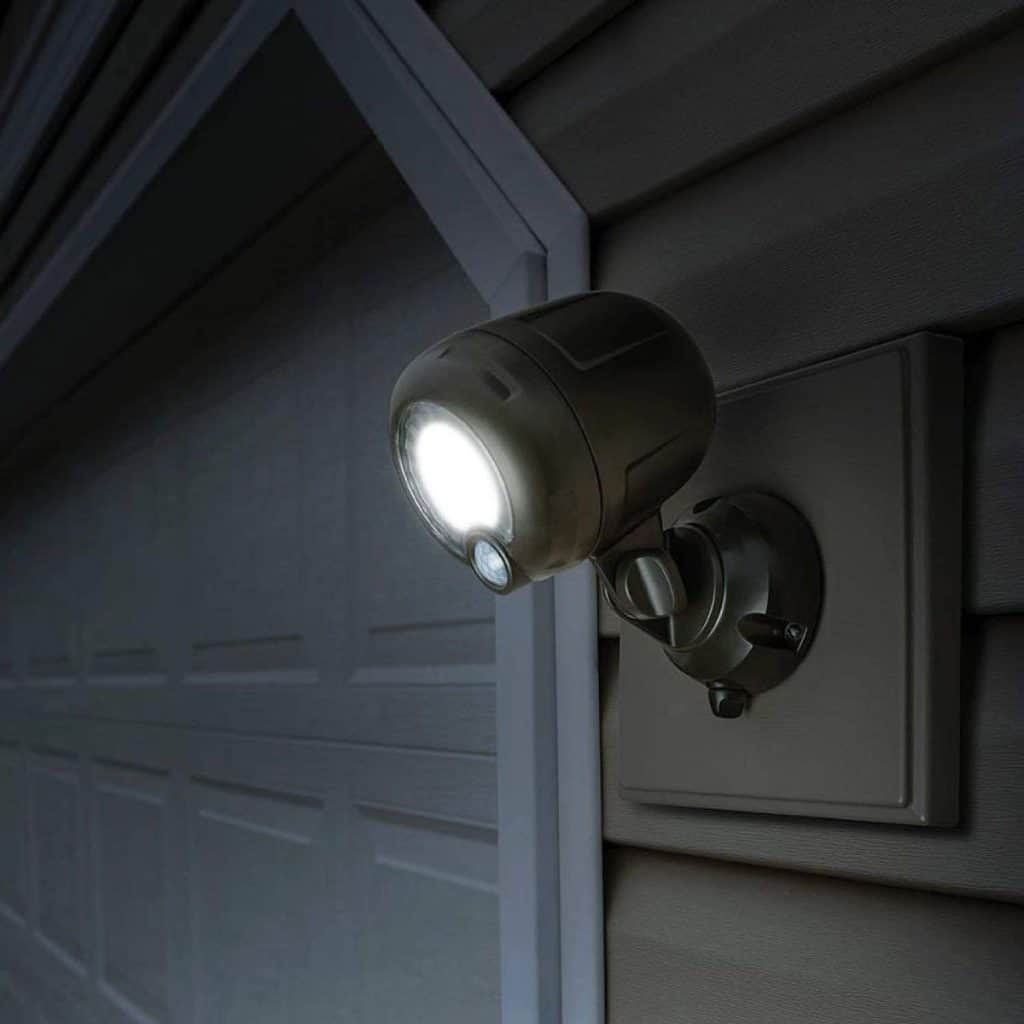 An Issue With The Lights On The Motion Sensor
